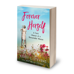 Forever Herself Cover 3D